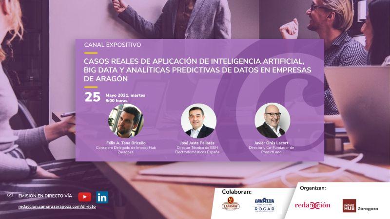 Aplicación de Inteligencia Artificial, Big Data y Analíticas Predictivas de Datos